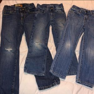 Other - BOYS JEANS SIZE 5T lot